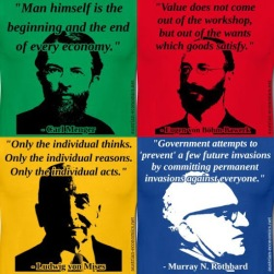 Citations pour 2013 : Murray Rothbard