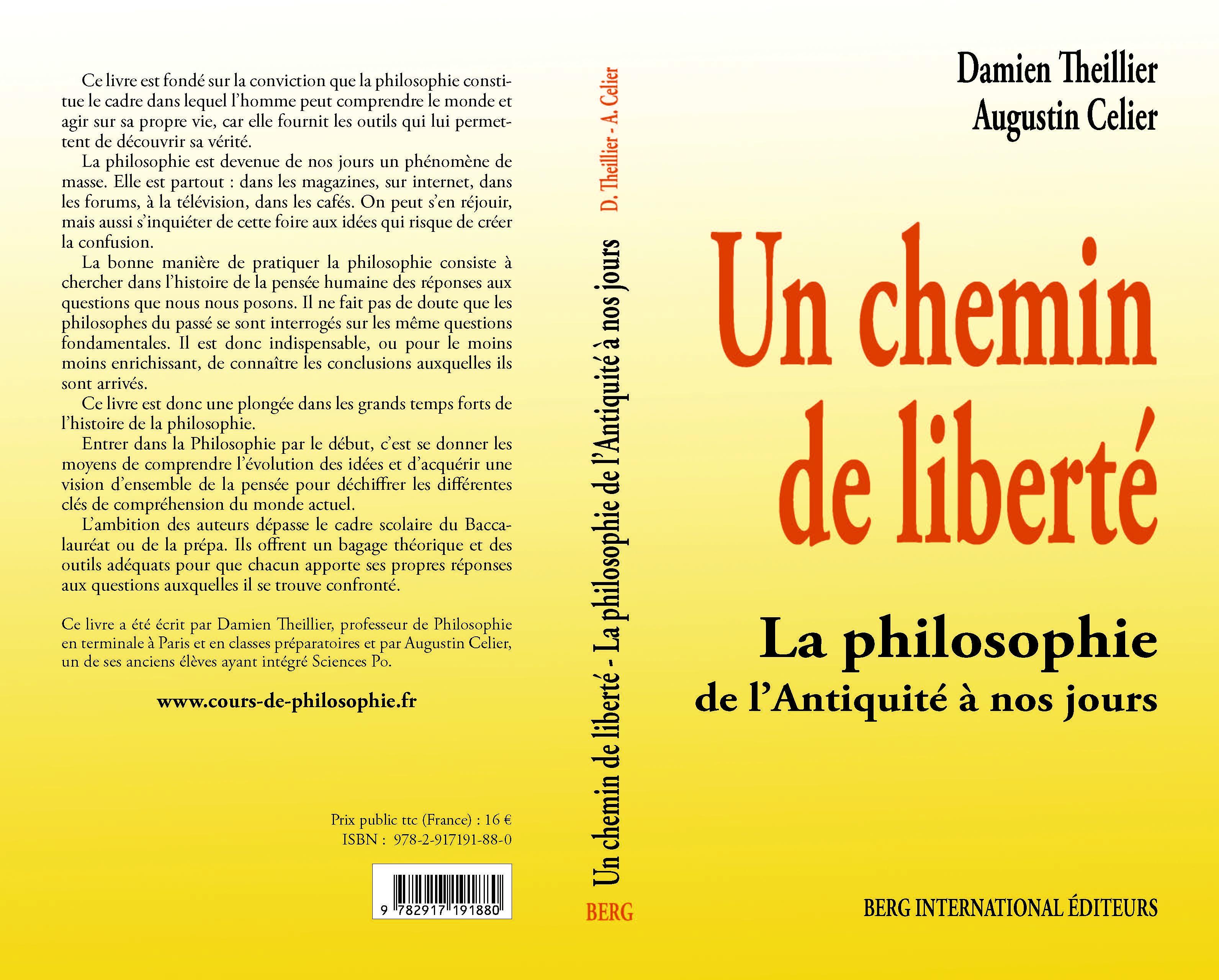 Dissertation philosophique sur