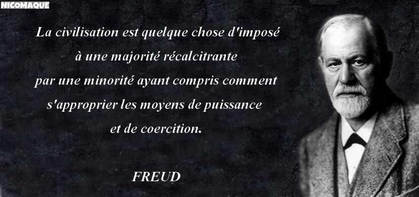 Citaten Freud : Citations nicomaque ii